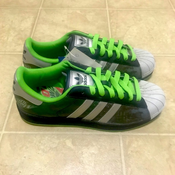 Adidas Mountain Dew Sneakers - Limited Edition